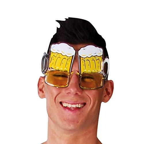 Gafas Taza de cerveza espumosos