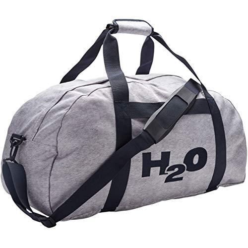 H2O Unisex Sporttasche Lind Sports Bag M hellgrau - 32L