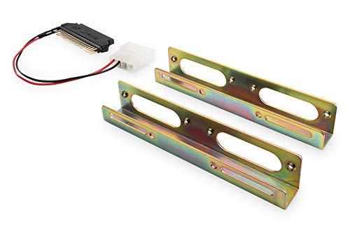Digitus DA-70430 - Kit de sujeción para Disco Duro SSD/HDD (2.5 a ...