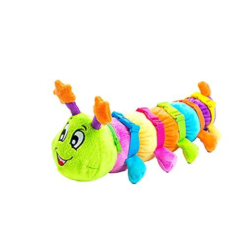 Buckle Toy - Bentley Caterpillar -...