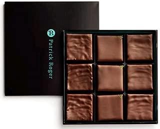 テレビでも話題 パリ発 パトリック・ロジェさんの絶品チョコレート (アソートメント, 9個入り)