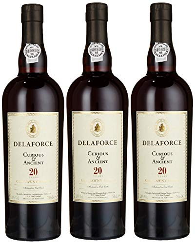 Delaforce Curious & Ancient 20 Jahre (3 x 0.75 l)