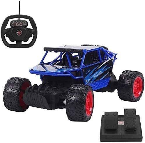Kikioo 1:16 totalmente proporcional RC Car Buggy choque del carro de monstruo de 2,4 GHz 15 km/H Camión Truggy, ágil, 4WD Suspensión Independiente controlada Buggy coche de competición las muchachas