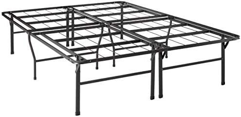 Top 10 Best olee sleep 18 inch tall t-3000 heavy duty steel slat bed frame Reviews