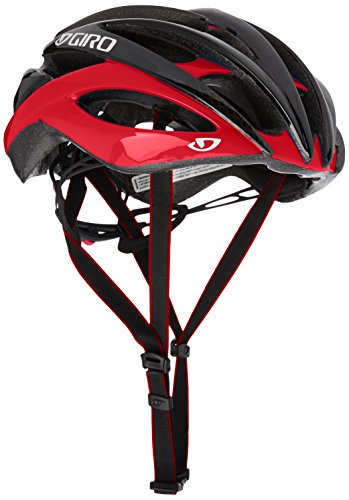 Giro Helm Atmos II, Bright Red/Black, S