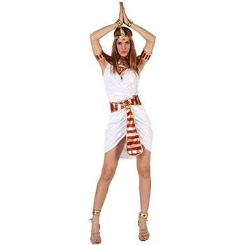 Atosa - Disfraz de egipcia para mujer, talla M: Amazon.es ...