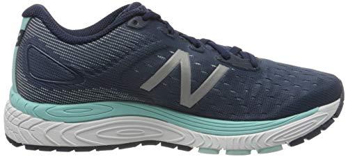 New Balance Women's Solvi v2 W Cross Country Running Shoe, Navy, 8 UK