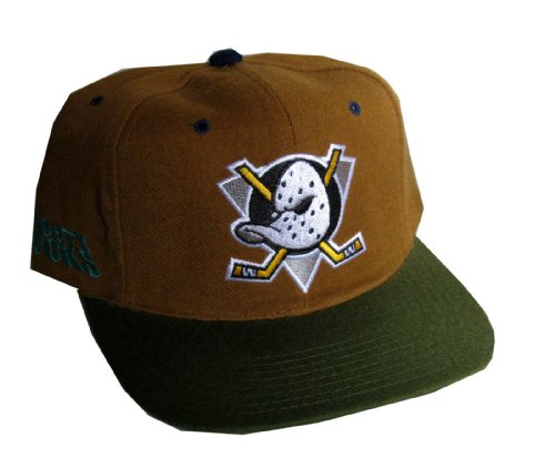 American Needle Snapback Cap Casquette Vintage Mighty Ducks