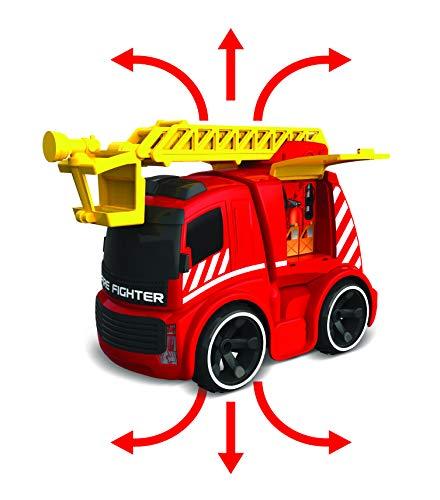 RC Auto kaufen Feuerwehr Bild 4: Silverlit Ferngesteuertes Feuerwehrauto 81486*