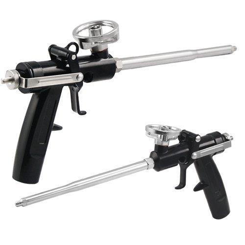 Accessotech Professional Heavy Duty Expanding PU Foam Gun Application Applicator Foamgun