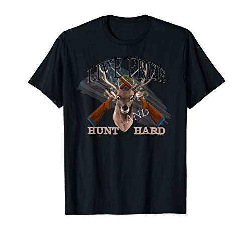 Deer Hunting Art Design For Hunter, Huntsman And Trapper