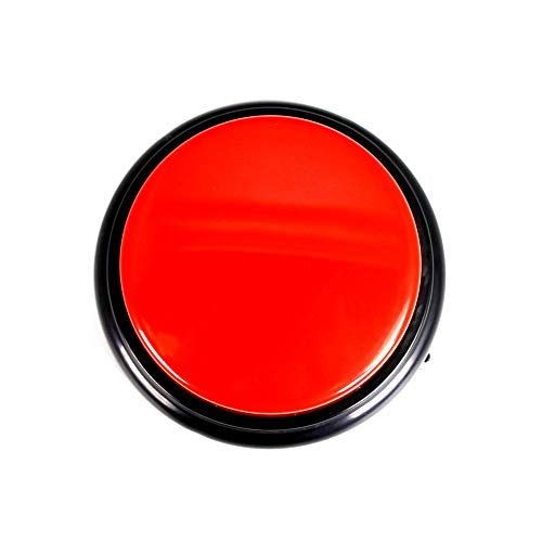 Record Talking Button-Voice Recorder Button Easy Button Funny Gift with Good Sound Quality