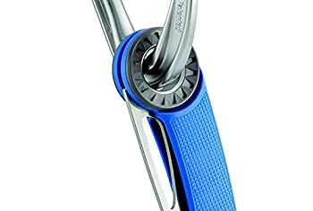 PETZL Messer SpathaCouteau à Lame Fixe Taille Unique Bleu