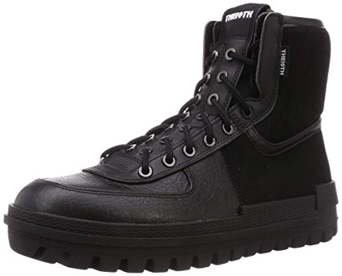 Zapatillas Deportivas de Hombre NIKE XARR en Cuero Negro y Ante BQ5240-001