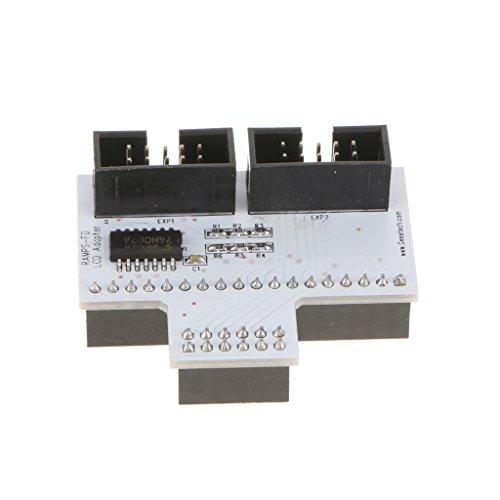 #N/A/a Interruptor de Placa de Adaptador de Panel LCD de Impresora 3D para Due a Ramps-