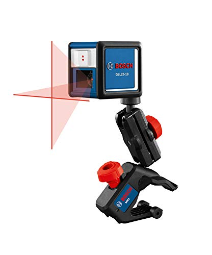 Bosch GLL25 30' Beam Self-Leveling Cross-Line Laser Level - $33.71 Shipped