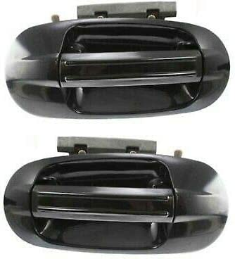 Exterior Door Handles Set Surprise price of 2 Rear Left-and-Right Pair Max 60% OFF