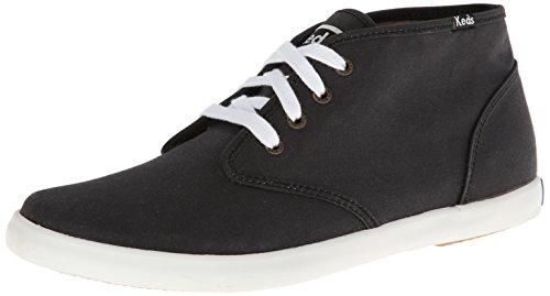 Keds Iteration, Damen Kurzschaft Stiefel, schwarz - schwarz - Größe: 47,5 EU