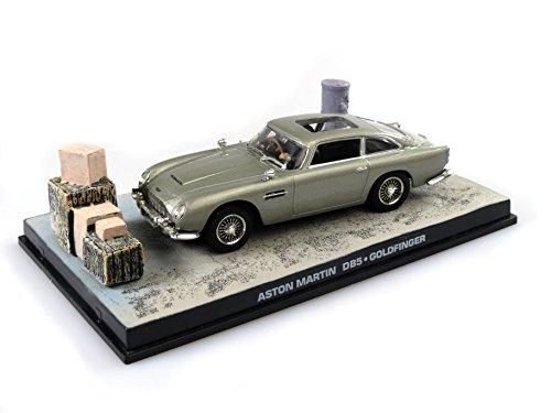 James Bond 007 Aston Martin DB5 Goldfinger 1:43
