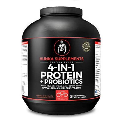 4 in 1 Protein and Probiotics (Double Chocolate Brownie)