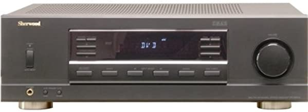 Sherwood - 400-Watt Dual Zone Multi-Source Stereo Receiver