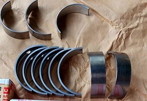 Rodamiento de biela D905 cojinete principal del cigüeñal completamente para el motor Kubota