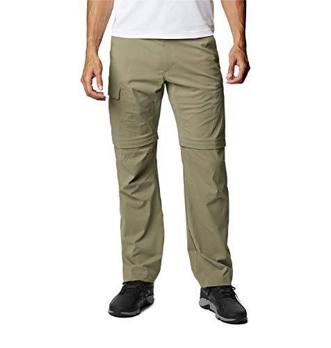 Columbia Newton Ridge Pantalones de senderismo convertibles para hombre