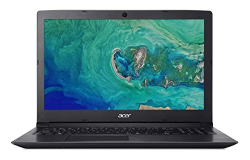Acer Aspire 3 A315-53 15.6-Inch Notebook (Black) (Intel Core i5-7200U, 4 GB RAM, 1 TB HDD, Windows 10)