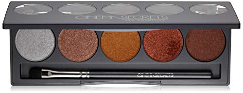 CINEMA SECRETS Ultimate Eyeshadow 5-In-1 Pro Palette, Chroma