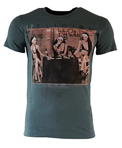 Religion Camiseta Hombre Strip Póker