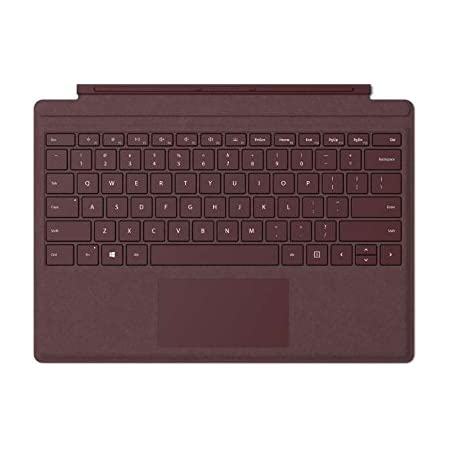 マイクロソフト Surface Pro タイプカバー バーガンディー FFP-00059