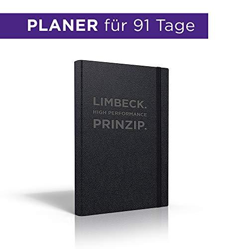 LIMBECK. HIGH PERFORMANCE. PRINZIP. für 91 Tage | Kalender, Planer, Mentor, Zielmanager