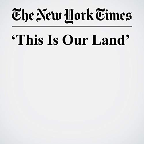 'This Is Our Land' audiobook cover art