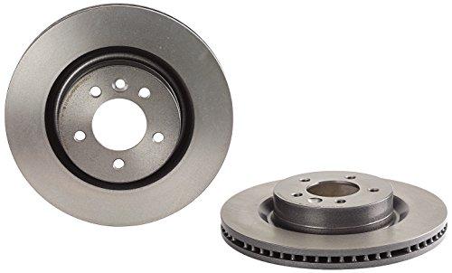 Brembo UV Coated Front Disc Brake Rotor