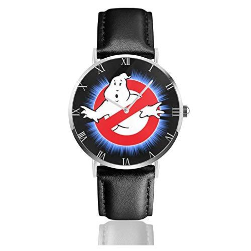Relojes Anolog Negocio Cuarzo Cuero de PU Amable Relojes de Pulsera Wrist Watches Dibujos Animados Friki