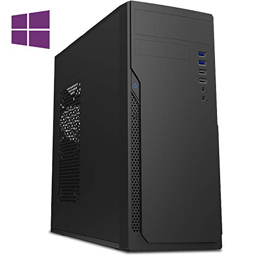 Vibox AX- 9 Gaming PC Computer with 2 Free Games, Windows 10 Pro OS (3.8GHz AMD A6 Dual-Core Processor, Radeon R5 Graphics Chip, 8GB DDR4 2400MHz RAM, 1TB HDD)
