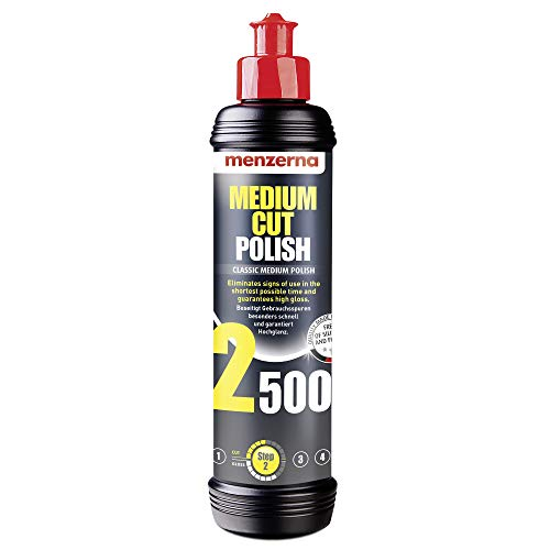 menzerna Allroundpolitur Medium Cut Polish 2500