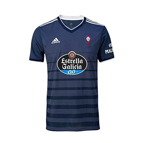 adidas RC Celta de Vigo Segunda Equipación 2020-2021 Niño, Camiseta, Dark Marine, Talla 164 [cm]