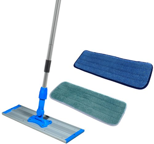 Simplee Cleen 24 inch Commercial Microfiber Mop Kit
