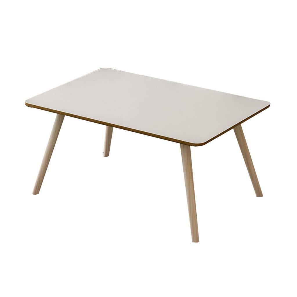 ラップトップデスクベッド付き出窓ウィンドウ飲む茶テーブル小テーブル学生怠惰なテーブルシンプルデスク無垢材脚 (Size : 40x30x31.2cm)