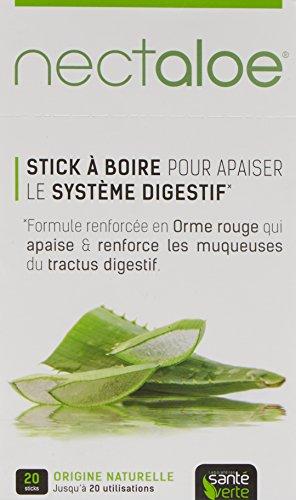 Sante Verte Nectaloe - 20 Sticks
