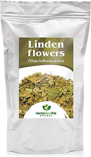 Lindenblüten Kräutertee | Wild gesammelte Tilia cordata |Reich an Flavonoiden | Loser Tee 200G