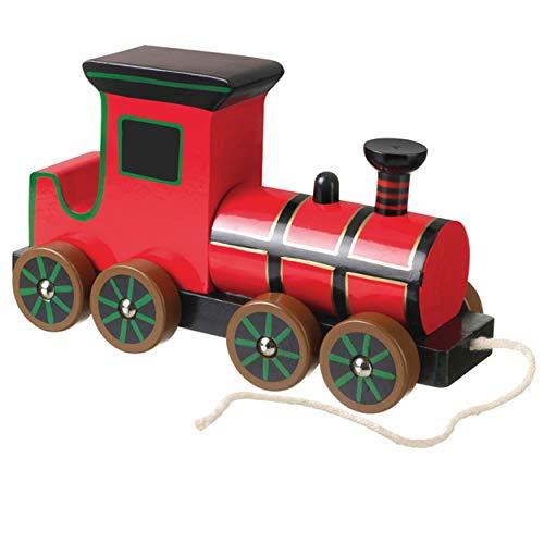 Orange Tree Toys Train à Vapeur.