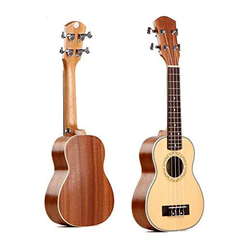 North King - Ukelele acústico para Guitarra, de 27 Pulgadas, para Adultos, Instrumentos Musicales