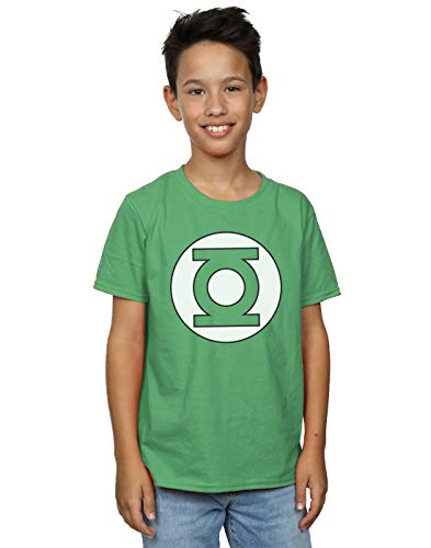DC Comics niños Green Lantern Logo Camiseta