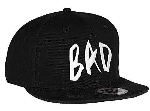 Bonnet Casquette Snapback Baseball Bad Devil Eyes Hip-Hop Bad Hair Day