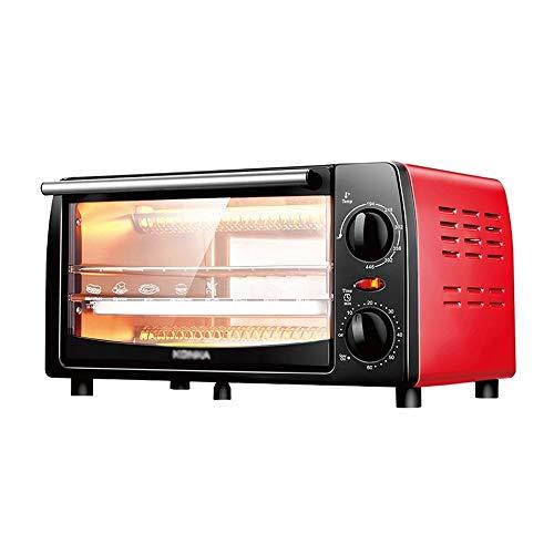 horno electrico de sobremesa Mini horno Hogar Pequeña Máquina de hornear multifunción...
