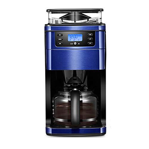 Máquina de café KOKO hogar molienda automática de estilo americano negocio una máquina WiFi control inteligente, recién cocinado fresco, enviar tostadora + granos de café * 2