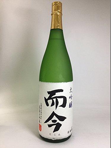 木屋正酒造 而今(じこん)大吟醸 [火入れ]山田錦1.8L