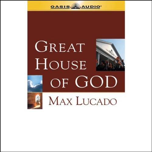 Great House of God cover art
